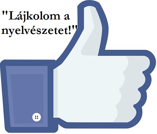 Facebook-nyelvészet